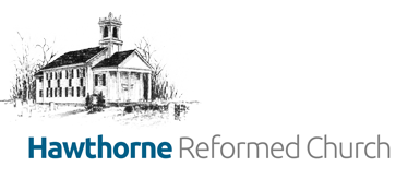 Hawthorne Reformed Church Logo