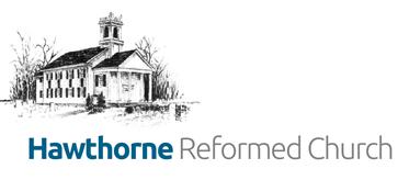 Hawthorne Reformed Church Logo
